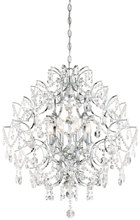 Minka-Lavery 3158-77 - 8 Light Chandelier