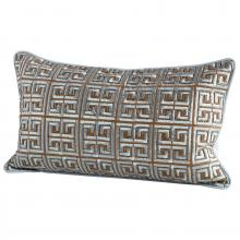 Cyan Designs 09344 - Greek-Key Pillow