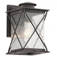Kichler 49743WZCL16 - Outdoor Wall 1Lt Led