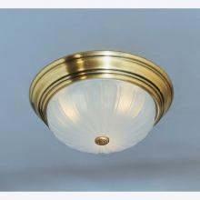 Quoizel ML182AUL - Melon Flush Mount
