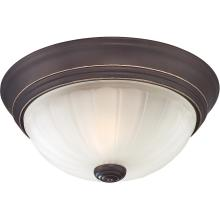 Quoizel ML182PNUL - Melon Flush Mount
