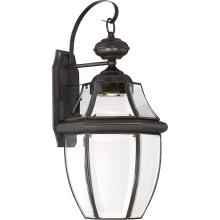 Quoizel NYCL8411Z - Newbury Clear LED Outdoor Lantern