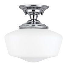 Sea Gull 7743791S-05 - Large LED Semi-Flush Mount