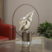 Uttermost 20006 - Uttermost Sea Life Silver Shell